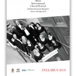 Choral Festival Ireland 2018