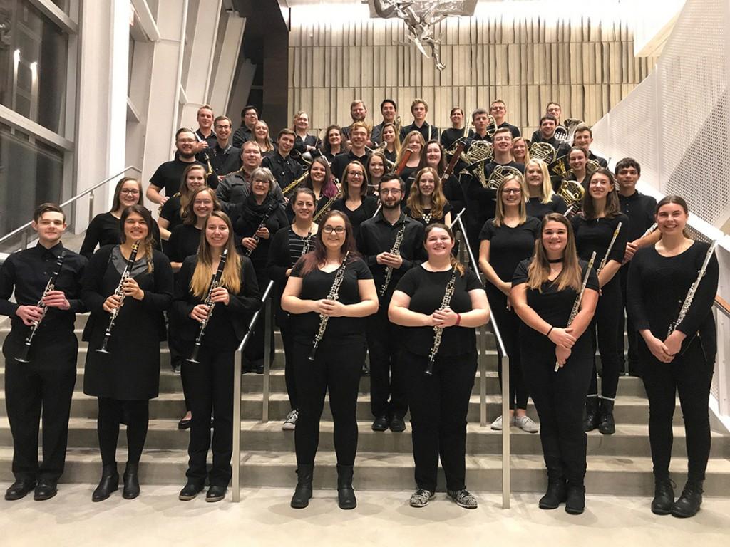 University of Iowa Concert Band Ireland Tour
